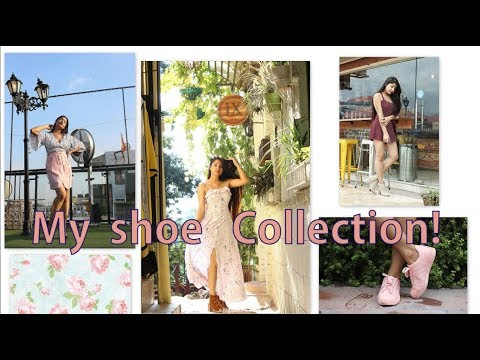 Try On Shoe Collection 2017 👢| Street Style Store Review on Heels 👠