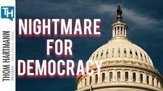 Shutdown is Libertarian Dream & Nightmare for Democracy