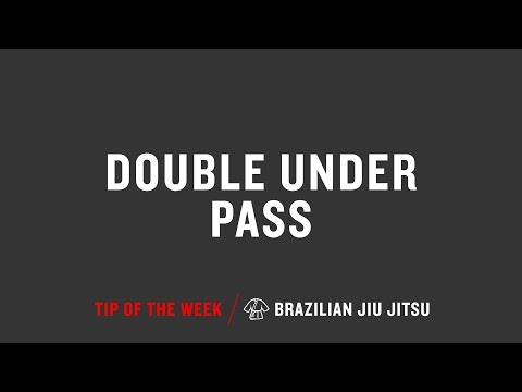 Double Under Pass