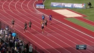 マイケル・ノーマンの走りに注目!陸上全米選手権