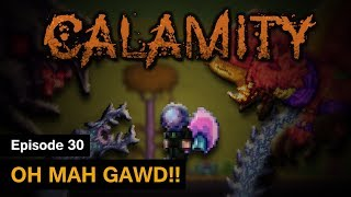 S1] Terraria Calamity Mod - Episode 29 - SchoRTsChWoRDs Are FuN