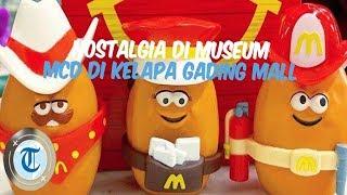 Viral di Medsos, Ada Museum McD di Mall Kelapa Gading, Banyak Koleksi Happy Meal Langka