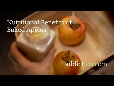 Benefits of Baked Apples