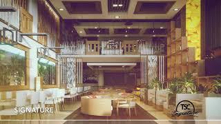 التصميمات الداخليه للمطاعم