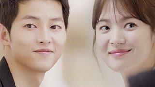 FUNNY SCENES- 태양의 후예 Descendants of the Sun (2016)