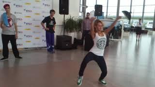Танец Хип-хоп. Дэнсхолл (Алиса Доценко)