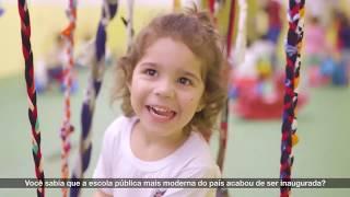 Em Santos, o futuro já começou - FELIZ 2020!