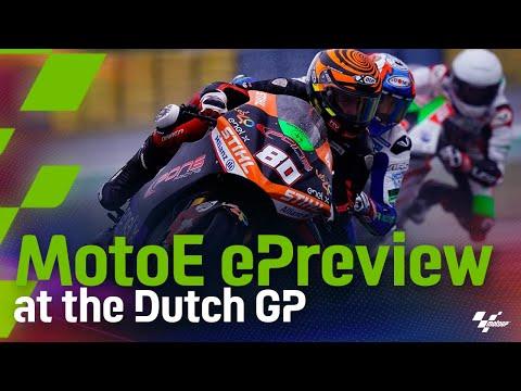 MotoE 2021 オランダGP レース前のプレビュー動画