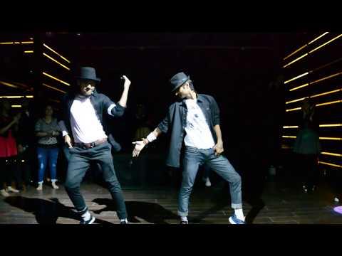 Para night club mj dance