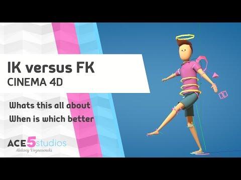 IK vs FK