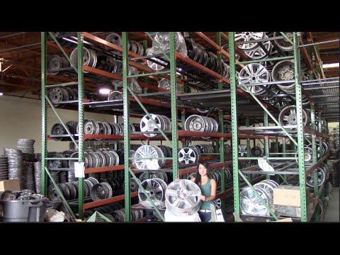 Factory Original Chevrolet Equinox Rims & OEM Chevy Equinox Wheels – OriginalWheel.com