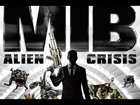 Men in Black : Alien Crisis Wii