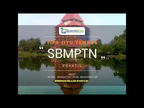 Tips Jitu Lolos SBMPTN