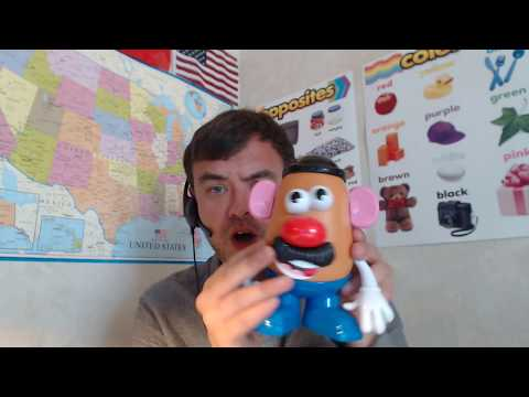 A short video to display my abilities as an online English teacher for children.