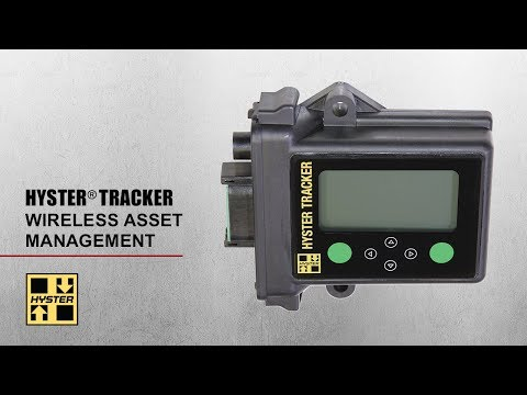 Experience Hyster Tracker