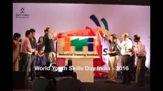 World Youth Skills Day India 2016