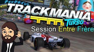 Trackmania Turbo : Session Entre Frère ATR9