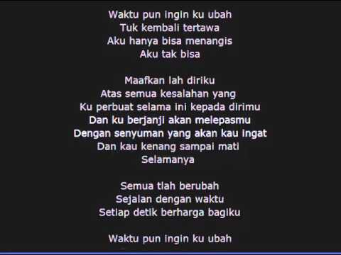 Remember Of Today - Pergi Hilang Dan Lupakan (Lyric) Mp3