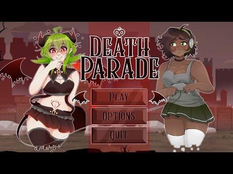 【Bakeneko】Death Parade【VOCALOID Original feat. Gumi & Amy】