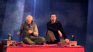 Лама Оле Нидал. Лекция в Улан-Уде. 2009 год. (astrokey.org)