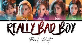 Red Velvet - RBB (Really Bad Boy) [Han/Rom/Trans lyrics]
