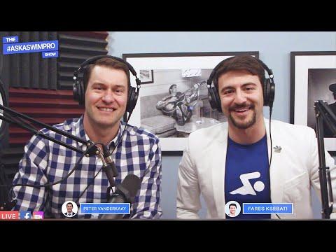 Peter Vanderkaay (3x Olympian 🇺🇸)  | The #AskASwimPro Show
