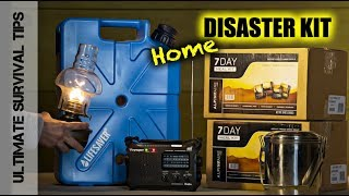BUG IN BAG: 10 Home Survival Kit Items YOU NEED To Thrive In ANY Disaster - PART 1