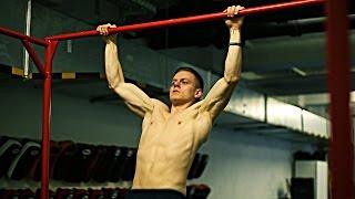 引體向上訓練 - 遞增組 出處 Calisthenicmovement