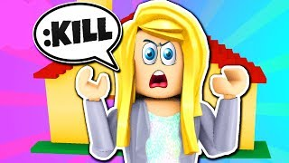 Angry Girl Rages At Me Roblox Admin Commands Roblox Trolling