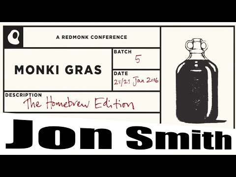 Bringing customisable labels to homebrewers – Jon Smith – Small Batch Label Co – Monki Gras 2016