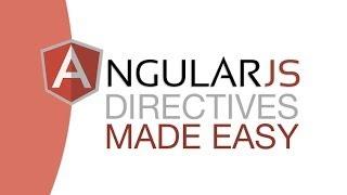AngularJS Directives Tutorial - Part 1 - Demystifying Angular Directives