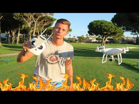 PHANTOM 4 | Review Mejor Drone 2016 en Español