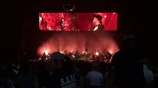 Cars and Telephones - Arcade Fire DTE Clarkston. MI LIVE 2018 2018