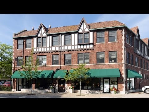 Winnetka offices for the North Shore professional