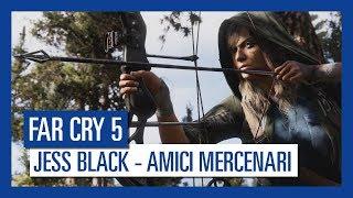 Amici Mercenari - Jess Black