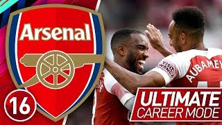FIFA 19 ARSENAL CAREER MODE #16 | SEASON ONE FINALE! (ULTIMATE DIFFICULTY)