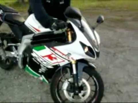 Présentation Moto Rieju RS3 Pro