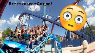 ACHTERBAHN-AKTION!!! || Florida-Trip #5