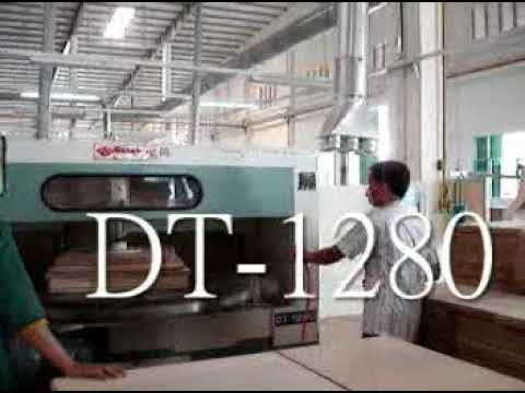 DT-1280S  -  Automatic Copy Shaper Machine