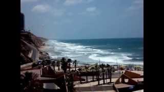 preview picture of video 'Mermaid Beach in Netanya 12'
