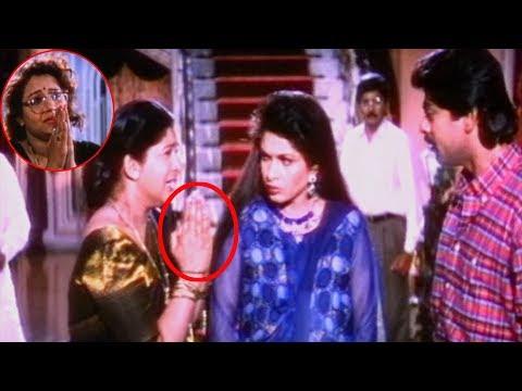 Jagapathi Babu And Ramya Krishna Best Movie Scene | Telugu Movie Scenes | Silver Screen Movies