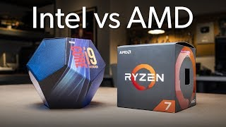 Intel vs AMD: Which CPU platform should you buy into right now?