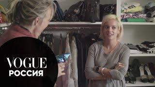 Что в гардеробе у Лили Аллен