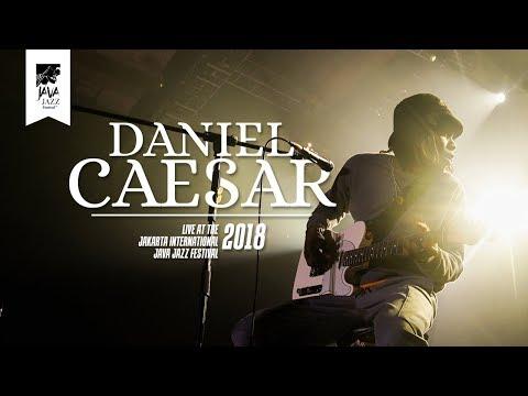 "Daniel Caesar ""Best Part"" Live at Java Jazz Festival 2018"