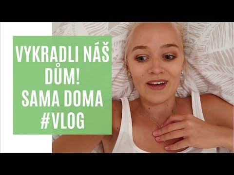 VYKRADLI NÁŠ DŮM! #vlog #Portugalsko