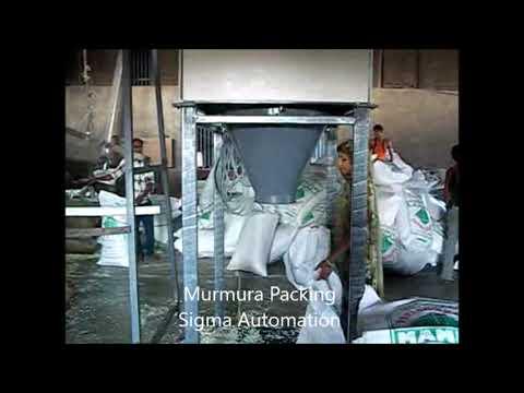 Puffed Rice Filling Machine