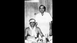 சின்னப்ப தேவரும் கண்ணதாசனும் -ஓர் அபூர்வ பிணைப்பு