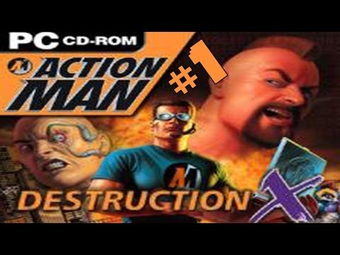 Action Man : Destruction X Playstation