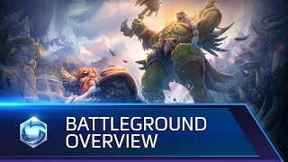 Alterac Pass Battleground Overview
