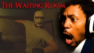 HE WAS STANDING BEHIND ME THE WHOLE TIME | The Waiting Room [Deep Web Browser] (WTTG Sequel)